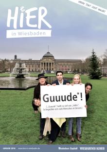 Gratiszeitung für Ausländer in WiesbadenGratiszeitung für Ausländer in Wiesbaden
