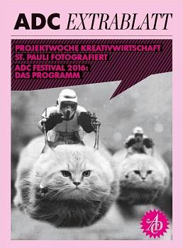 MOPO präsentiert Magazin zum ADC Kreativ-Kongress