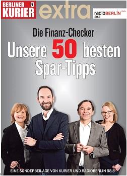 Berliner Zeitung, Finanzen, Beilage, Zeitungen