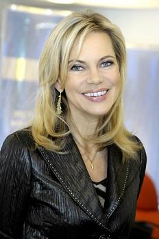 Nina Ruge moderiert bei doppio.tv