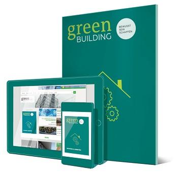 Relaunch von greenBUILDING