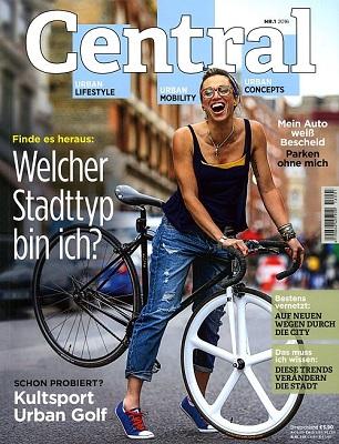 Motor Presse Stuttgart startet Central