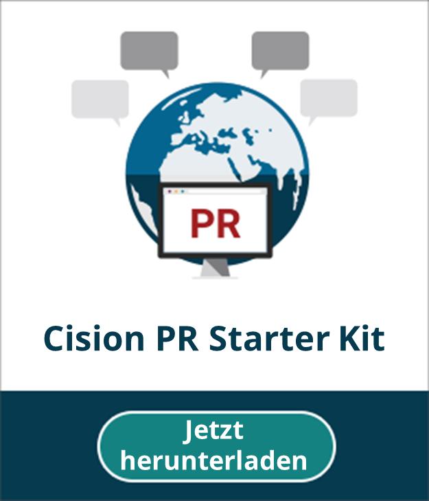 Cision PR Starter Kit Download