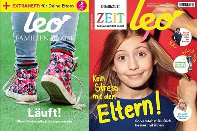 Relaunch für ZEIT LEO