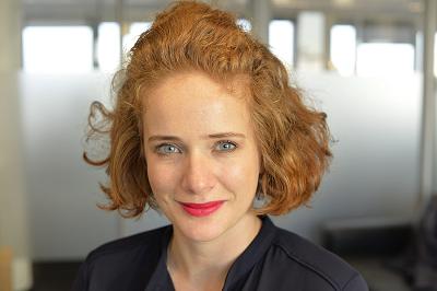 Patricia Driese ist Ressortleiterin Letzte Seite