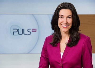 Odette Frey ist neue Moderatorin von Puls