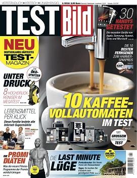 Axel Springer SE bringt Test Bild auf dem Markt