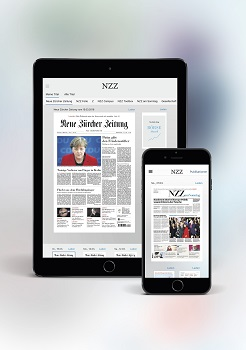 Neue Zürcher Zeitung lanciert neue App