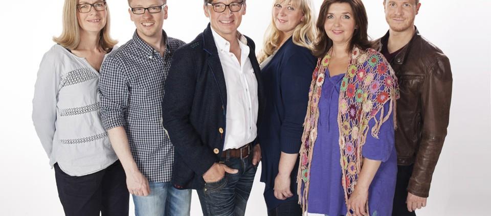 Neue Moderatoren für den Radiosenders WDR 4