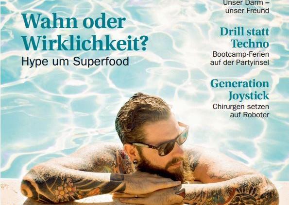 Blick-Gruppe hat das neue Magazin Life! lanciert