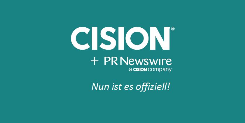 Cision finalisiert die Übernahme von PR Newswire