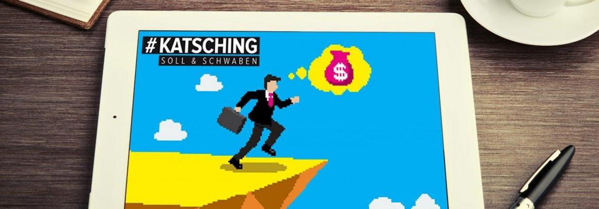 Neues Online-Wirtschaftsmagazin #KATSCHING