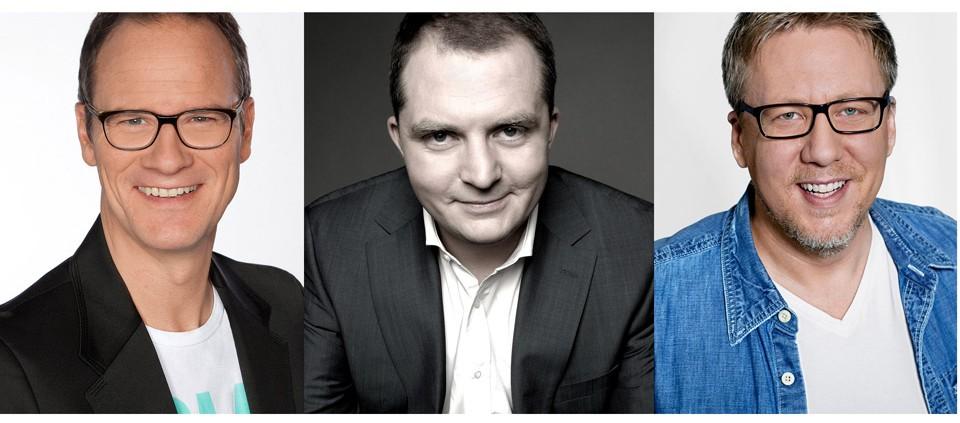 Neue Moderatoren für WDR2