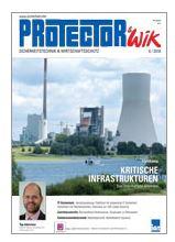 WIK wird in das B2B-Magazin PROTECTOR integriert