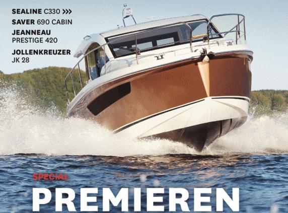 MuP Verlag GmbH erwirbt zum Magazin Bootshandel