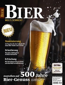 Fachmagazin BIER wird fortgesetzt