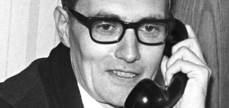 Historisch: Rudolf Augstein erwirbt Verlegerlizenz