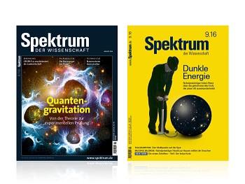 Relaunch des Wissensmagazins Spektrum der Wissenschaft