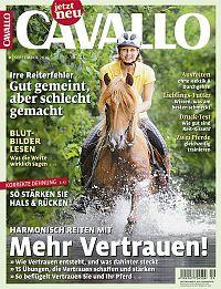 Relaunch des Pferdesportmagazins CAVALLO