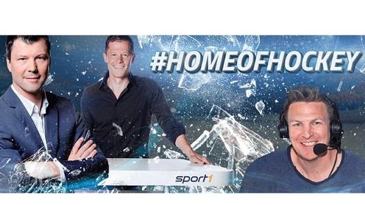Neuer Moderationsstab für Deutsche Eishockey Liga (DEL)