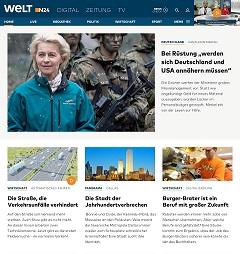 WELTN24 startet neue Website