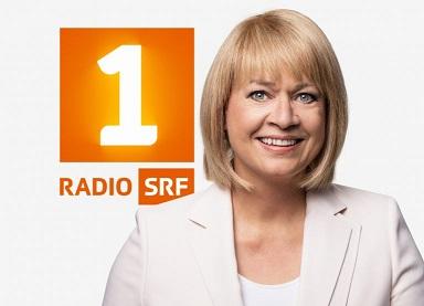 Daniela Lager moderiert Talkshow bei Radio SRF1