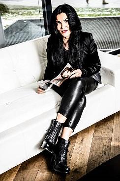 Margit Rüdiger nun bei Lifestylemagazin flair