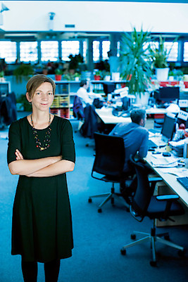 Katharina Schell wird Mitglied der Chefredaktion bei der APA