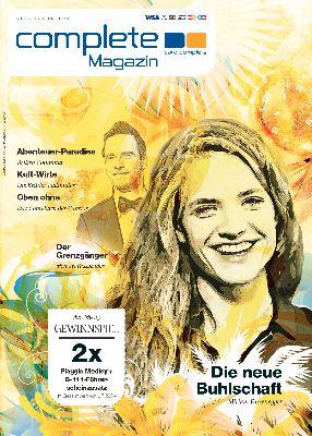 Elisabeth Schepe ist nun Chefredakteurin vom complete magazin