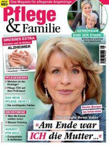 Neues Magazin Pflege & Familie
