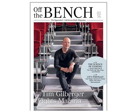 Wissenschafts- und Lifestylemagazin Off the Bench gestartet