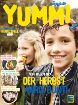 EDEKA mit neuem Magazin YUMMI