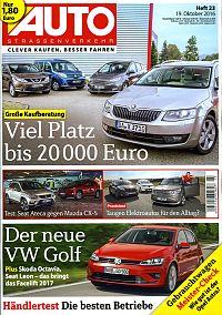 AUTO Straßenverkehr erweitert seinen Umfang