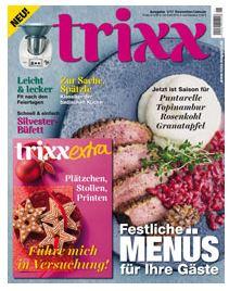 Neues Thermomix-Magazin Trixx