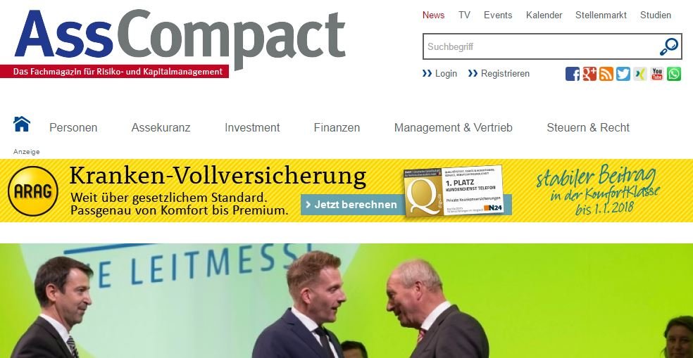 10 Finanzmagazine aus Deutschland, die Sie bereichern werden
