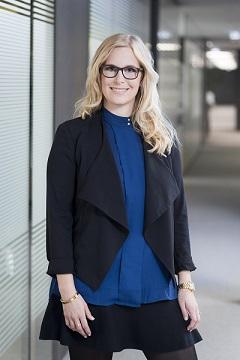 Nadine Nordmann wird Chefredakteurin von JOY und SHAPE