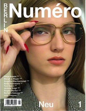 Neues Magazin NUMÉRO BERLIN