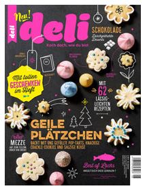 deli in neuem Design