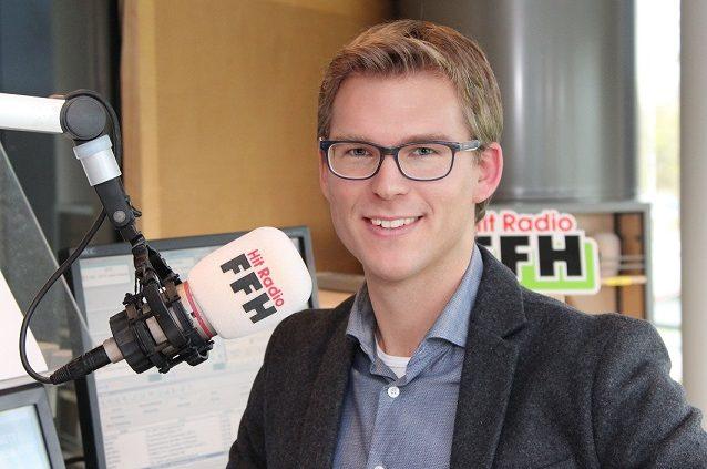 Patrick Baum leitet Hessen-Redaktion von FFH