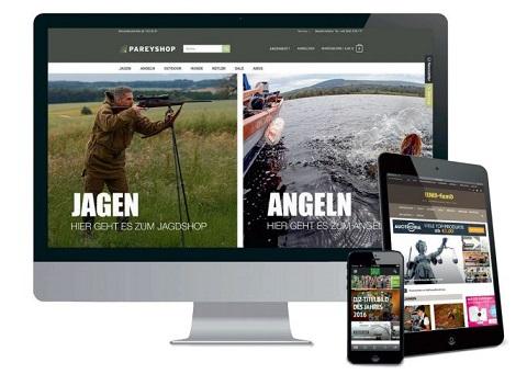 Relaunch der Online-Auftritte von Wild und Hund und Deutsche Jagd-Zeitung