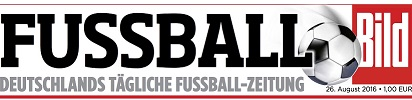 FUSSBALL BILD in ganz Deutschland erhältlich