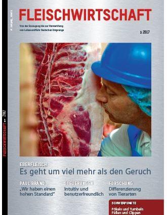 Relaunch für Fleischwirtschaft