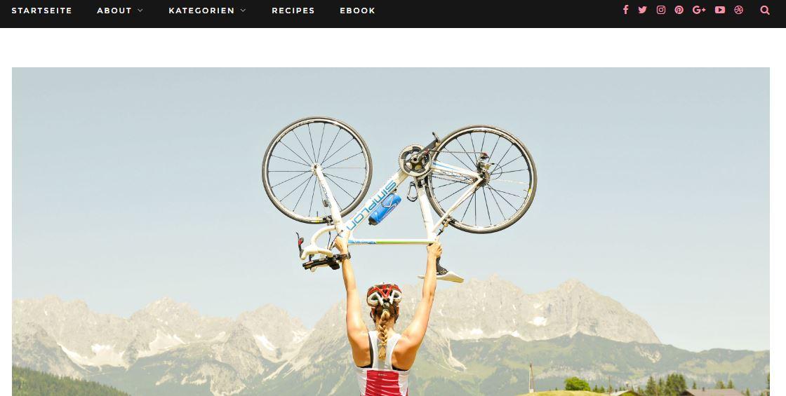 Fitness & Laufen - 11 Blogs aus Österreich und der Schweiz zum Durchstarten