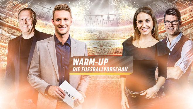 Neues Sportformat 'Warm up – Die Fußballvorschau'