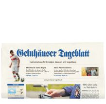 Gelnhäuser Tageblatt wird eingestellt