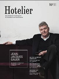 Hotelier mit neuem Design und neuer Chefredakteurin