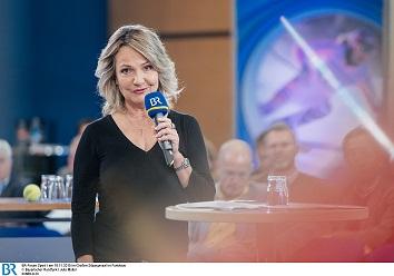 BR startet Sportsendung 'Einwurf' mit Marianne Kreuzer