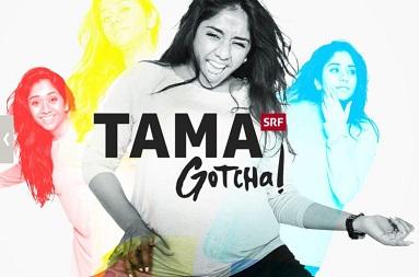 Tama Vakeesan startet YouTube-Kanal Tama Gotcha