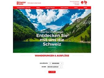 Neues Onlineportal für Schweizer Familie