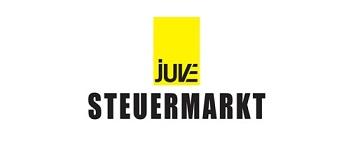 Monatliches Magazin JUVE Steuermarkt erschienen